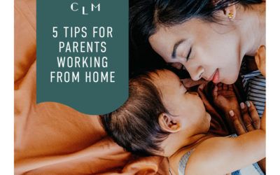 Top 5 tips for parents working from home during COVID-19